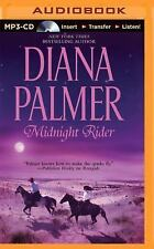 Midnight Rider by Diana Palmer (2015, MP3 CD, Unabridged)