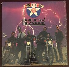 Ruff 'N' Ready Ready For The World LP Vinyl Record Excellent Condition In Shrink