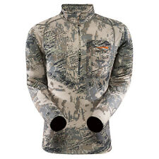 NEW Sitka Gear Core Mid Weight 1/2 Zip L/S Tee Optifade Open Country LG