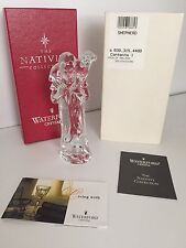 Waterford Crystal Christmas Nativity SHEPHERD Ireland Mint Boxed