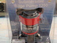 BILGE PUMP JOHNSON 1250GPH 42123 CARTRIDGE BILGE PUMP BOAT MARINE HARDWARE EBAY