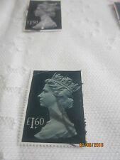 G B 1987 USED S G 1026f £1.60 HIGH VALUE           G17/036