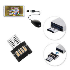 1pc Micro USB Male to USB Female OTG Adapter Converter For Android Tablet Phone