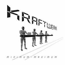 Minimum-Maximum by Kraftwerk (CD, Jun-2005, 2 Discs, Astralwerks)