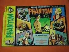 PHANTOM- UOMO MASCHERATO- N°5- piccolo tommy- DI LEE FALK - EDIZIONI COMIC ART