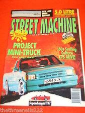 STREET MACHINE - '60s SURFING CULTURE - DEC 1991