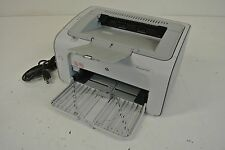 HP LaserJet P1005 Workgroup Laser Printer CB410A W/ Toner, USB and Power cords
