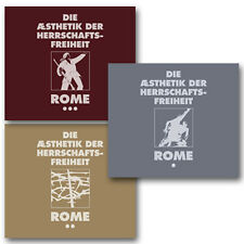 ROME Die Aesthetik der Herrschaftsfreiheit 3CD  Of the Wand and the Moon Forseti