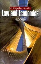 Chicago Lectures on Law and Economics (Coursebook) Posner, Eric Paperback