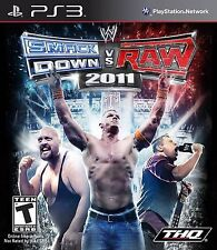 WWE Smackdown Vs Raw 2011  PS3