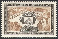 France 1954 Stenay/Buildings/Architecture/History/Coat-of-Arms 1v (n41895)