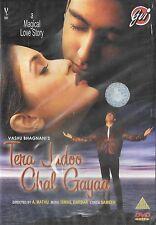 TERA JADOO CHAL GAYAA - ABHISHEK BACHAN - KIRTI REDDY - NEW BOLLYWOOD DVD