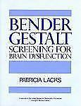 Bender Gestalt Screening for Brain Dysfunction (Wiley Series on Person-ExLibrary
