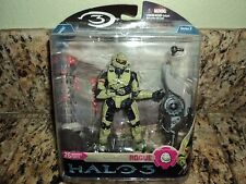 MCFARLANE HALO 3 SERIES 3 SPARTAN SOLDIER ROGUE FIGURE OLIVE