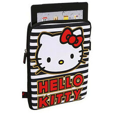 Loungefly Hello Kitty iPad / iPad 2 Case / Sleeve :Striped