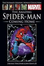 THE AMAZING SPIDERMAN - COMING HOME - MARVEL ULTIMATE GRAPHIC NOVELS COLLECTION