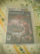 VGA 85+ GOD OF WAR II 2 PLAYSTATION 2 PS2 PAL FRENCH NEW FACTORY SEALED!