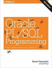 Oracle PL/SQL Programming by Steven Feuerstein and Bill Pribyl (2014, Paperback)
