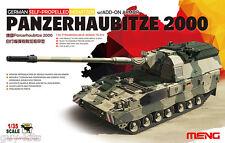 Canon automoteur Allemand PANZERHAUBITZE 2000 SPG - KIT MENG MODEL 1/35 n° TS019