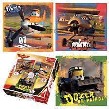 Trefl 3 In 1 20 + 36 + 50 Piece Boys Kids Dusty Planes Disney Jigsaw Puzzle NEW