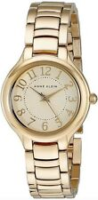 Anne Klein Watch * 2008IVGB Elegant Gold Steel Women Ivanandsophia COD PayPal