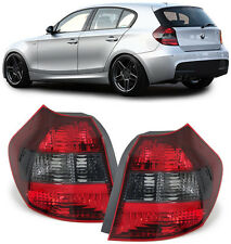 SMOKED REAR TAIL LIGHTS FOR BMW E81 + E87 1 SERIES 09/2004-02/2007 MODEL