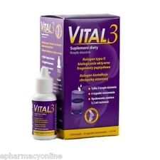 VITAL 3 COLLAGEN TYPE II - 5,5 ml ( VITAL3 ) Joint Solution FREE SHIPPING