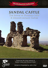 Sandal Castle and the Battle of Wakefield 1460 DVD Richard III Wars of the Roses