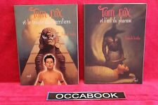 Tom Cox - 2 volumes - Grand format - occasion