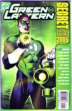 Green Lantern '05 Secret Files & Origins 2005 VF R3