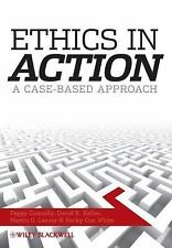 Ethics in Action : A Case-Based Approach by Peggy Connolly, Martin G. Leever,...
