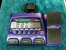 DIGITECH VOCAL 300 VOCALIST MULTI EFFECTS PEDAL POWERS ON BUT NEEDS WORK