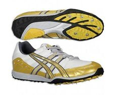 ASICS HYPER ROCKET GIRL XC ~ Women's 7.5 Spike Running Shoes YELLOW GY656 Track