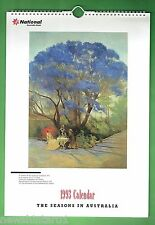 YEAR 1993  NATIONAL AUSTRALIA BANK CALENDAR