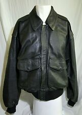 Giubbino pelle vintage 60'70'aviatore rare collection aviator Fly jacket