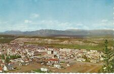 Whitehorse Yukon Canada Town View Postcard 1950s