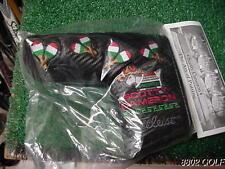 Brand New 2009 Titleist Scotty Cameron Cinco De Mayo Bulldog Putter Headcover