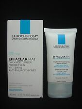 La Roche-Posay Effaclar MAT Daily Moisturizer For Oily Skin Anti-Shine 1.35 oz