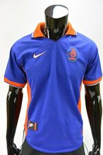 1997-1998 NIKE Holland Nederlands KNVB WORLD CUP 98 Away Shirt SIZE M (adults)