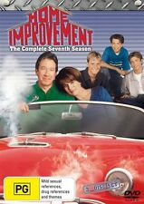 Home Improvement: Season 7 (3 Discs) - DVD Movie - Tim Allen - Comedy - NEW