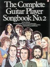 The Complete Guitar Player Songbook: No 2 by Russ Shipton (50 songs) Paperback