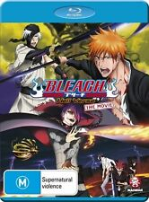 Bleach the Movie 4: Hell Verse Blu-ray Discs NEW