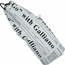 John Galliano sacca gazette, beach duffel bag