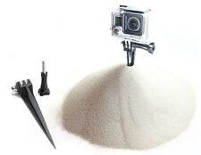 Spike Hering Mount f. GoPro Go Pro HD HERO 3,3+ Zubehör Bodenanker Spieß Adapter