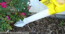 Dustin Mizer Garden Duster with Deflector use For Insecticide or Garden Dusts