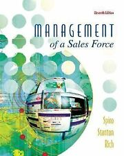 Management of a Sales Force-ExLibrary