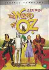 THE WIZARD OF OZ   NEW   DVD