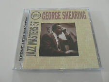 Jazz Masters 57 - George Shearing (CD Album) Used very good