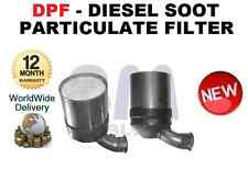 FOR PEUGEOT PARTNER TEPEE 1.6 HDI 2008--  DPF DIESEL SOOT PARTICULATE FILTER
