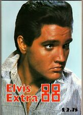 ELVIS EXTRA  - UK FAN MAGAZINE - 1988